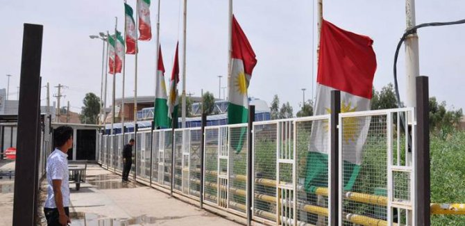Hatin û çûna di navbera Herêma Kurdistanê û Îranê de hat rawestandin