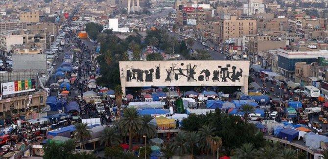 Irak'ta 'acil durum' çağrısı