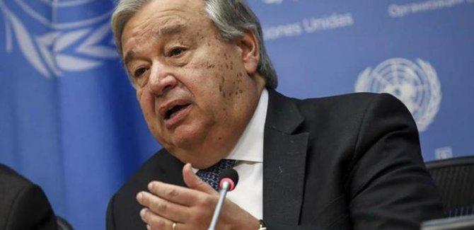 Guterres ji bo Idlibê banga agirbestê kir