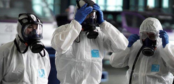 İran'da Korona Virüsüne Sert Önlemler