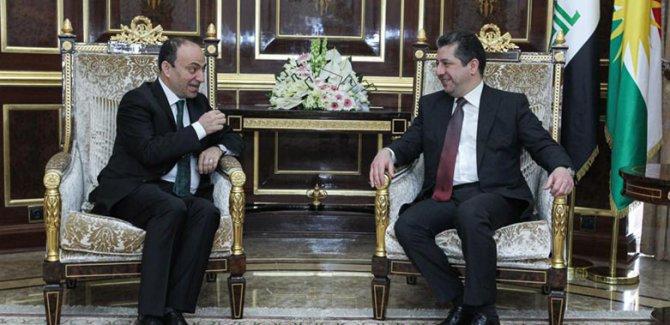 Baydemir:Kürdistan Bölgesi milyonların umudu