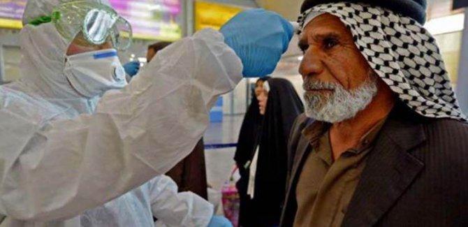Irak'ta ilk koronavirüs vakası görüldü