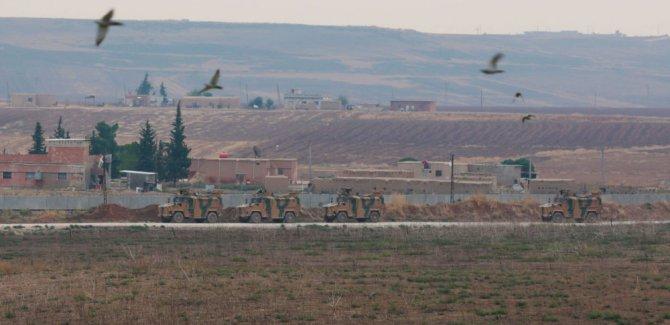 'Türkiye, tekrar Suriye'de ortak devriyeye katıldı'