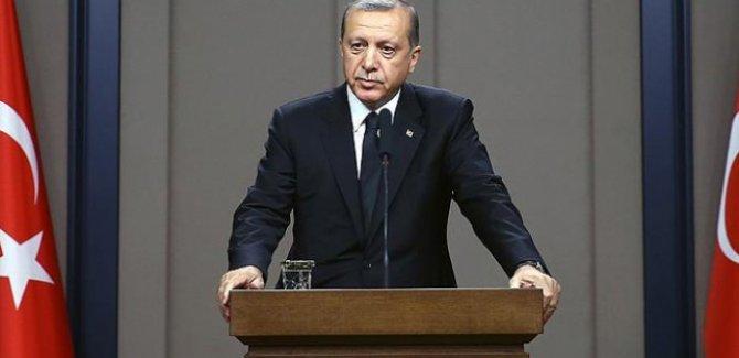 Erdoğan: Rus heyet yarın ülkemize gelecek