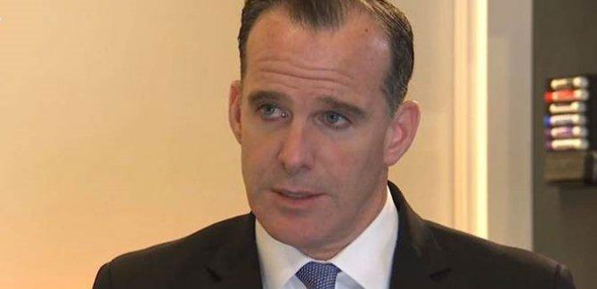 Brett McGurk: DSG sonuna kadar ABD'ye güvenmemeli