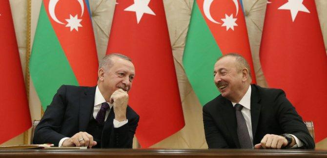 Aliyev: Bakü ve Ankara ortak silah üretimini görüşüyor