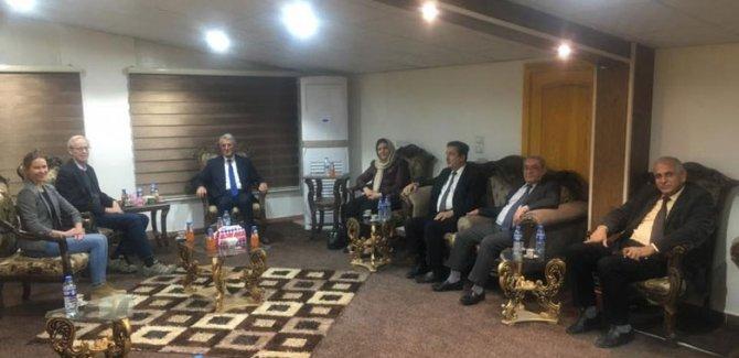 ENKS ile ABD heyetiyle arasında Rojava görüşmesi