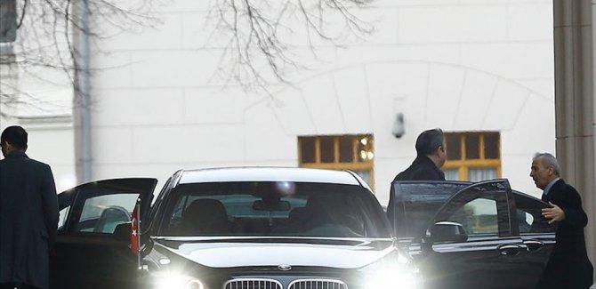 Türk ve Rus heyetlerinin görüşmeleri sona erdi