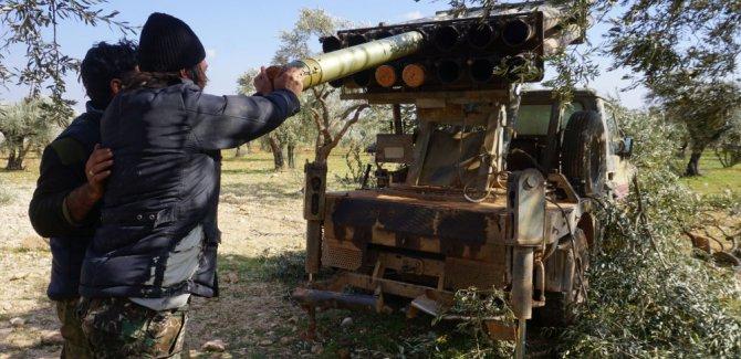 Reuters: Muhalifler, Serakib'in kontrolünü sağladı
