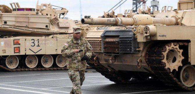 ABD: Türkiye sınırına bir daha asker konuşlandırma niyetimiz yok