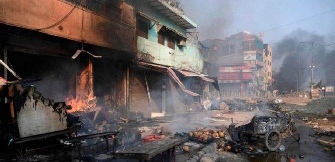 Hindistan'da Müslümanlar katlediliyor, dünya seyirci!