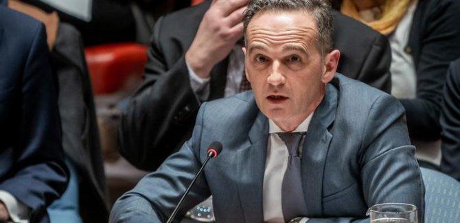 Almanya Dışişleri Bakanı: Moskova ve Şam savaş suçu işliyor