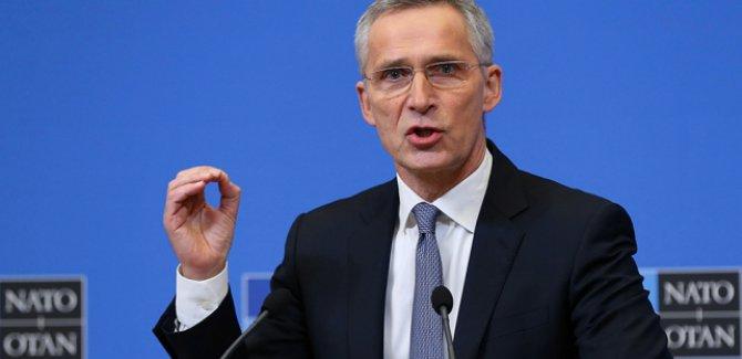 Stoltenberg: NATO Türkiye'ye desteğini sürdürecektir