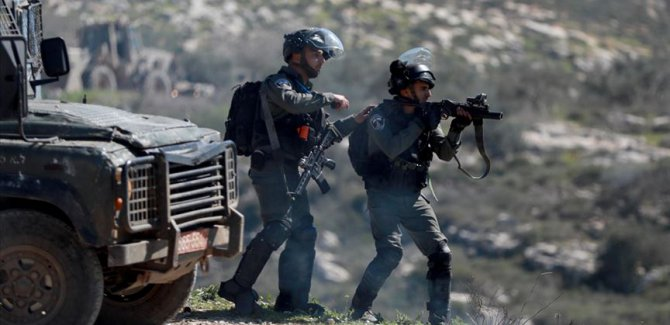 İşgal güçleri tarafından Batı Şeria'da toplam 268 Filistinli yaralandı