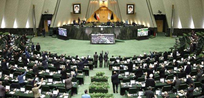 İran Parlamentosu Korona virüse nedeniyle askıya alındı