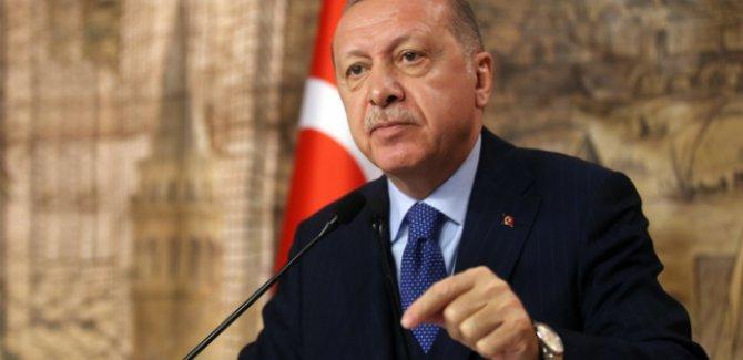 Erdoğan:Putin'e, 'önümüzden çekilin' dedim!