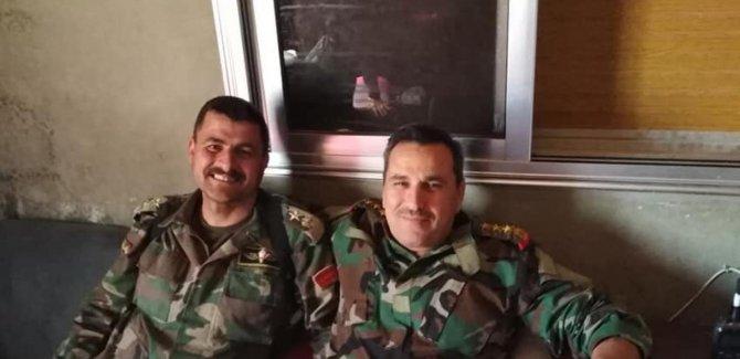 TSK SİHA ile vurdu, Suriyeli 2 general öldürüldü