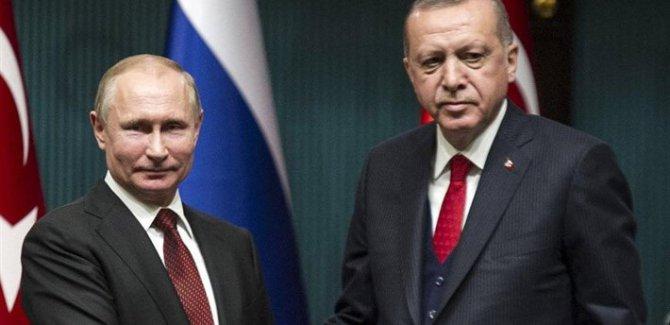 Erdoğan ile Putin 5 Mart'ta Moskova'da görüşecek