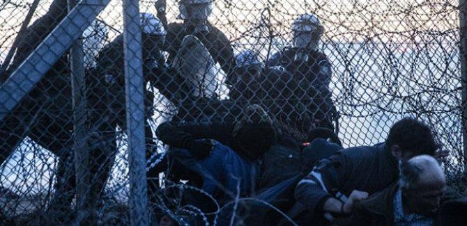 Sınırda bir göçmen daha öldürüldü