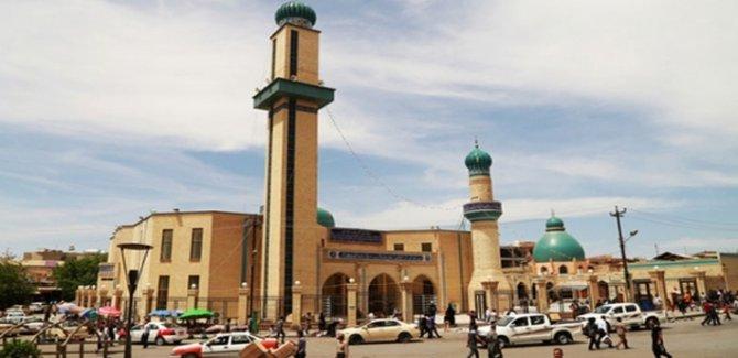 Süleymaniye'de Cuma Hutbeleri durduruldu