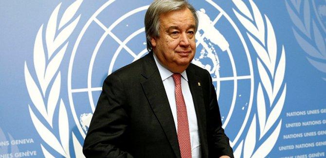 BM: İdlib'deki ateşkesin kalıcı olmasını umut ediyoruz