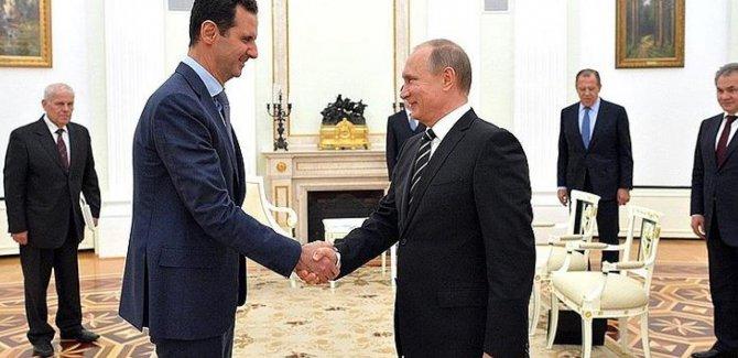Putin, Esad'ı aradı; İdlib zirvesi hakkında bilgi verdi
