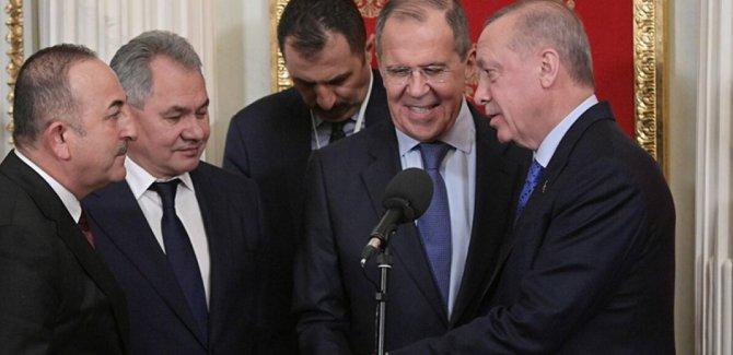 Rus Dışişleri, Lavrov'un Erdoğan'a ne dediğini açıkladı