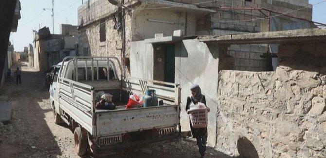 İdlib'te sağlanan mutabakat sonrası kente geri dönüşler başladı