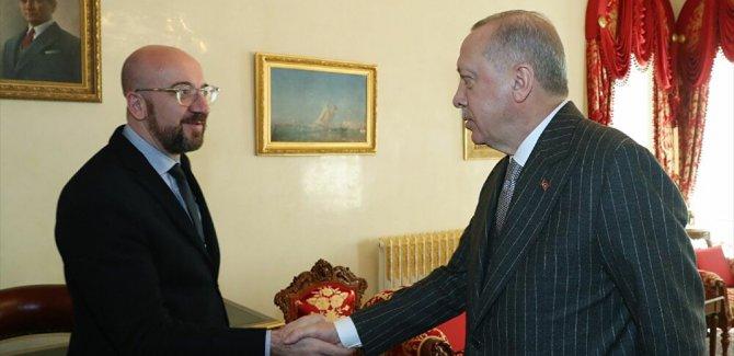 AB liderleri Erdoğan ile yarın Brüksel'de bir araya gelecek