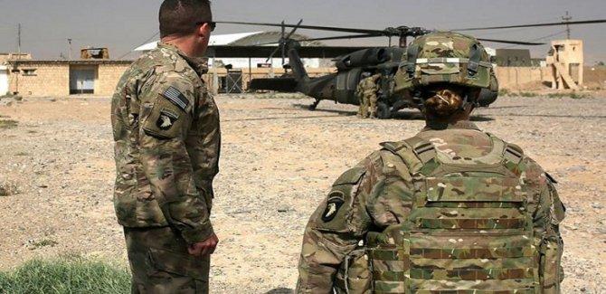 2 ABD askeri Irak'ta öldürüldü
