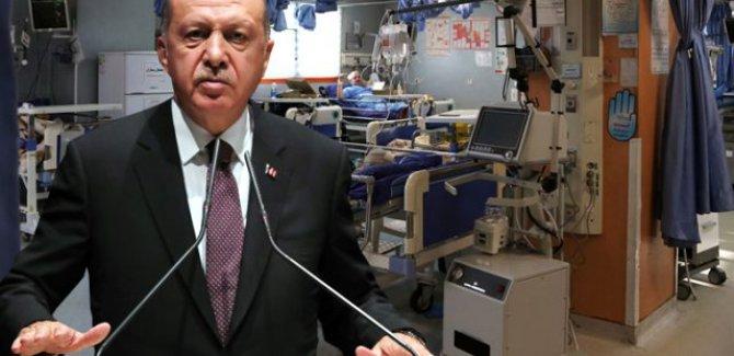 Cumhurbaşkanı Erdoğan'dan Koronavirüs açıklması