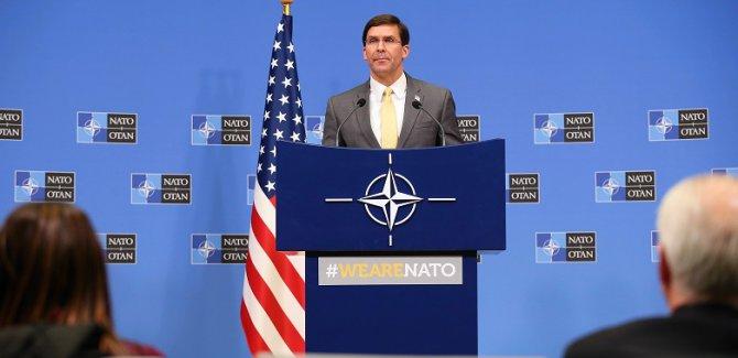 ABD: Irak'ta Saldırı İçin Seçenekler Masada