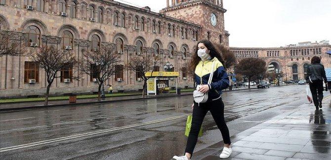 Ermenistan'da OHAL ilanı
