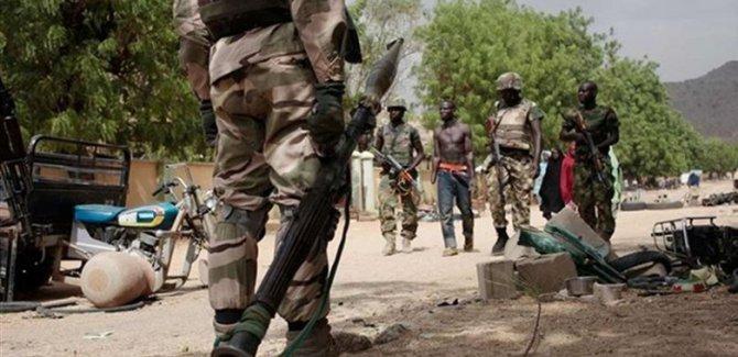 Boko Haram'a darbe: 50 ölü