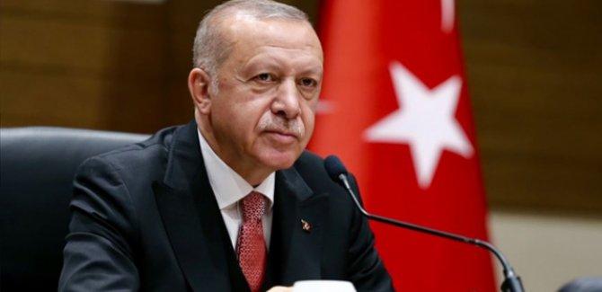 Cumhurbaşkanı Erdoğan'dan Newroz mesajı