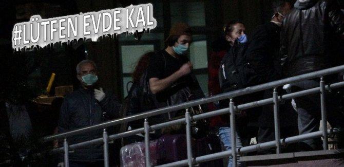 175 öğrenci Tekirdağ'da yurtta karantinaya alındı