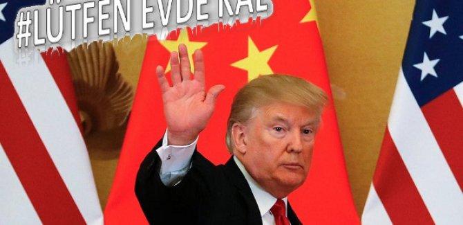 """""""Çin virüsü"""" değil, """"Trumpandemi"""""""