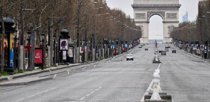 Fransa'da 37 kentte sokağa çıkma yasağı ilanı