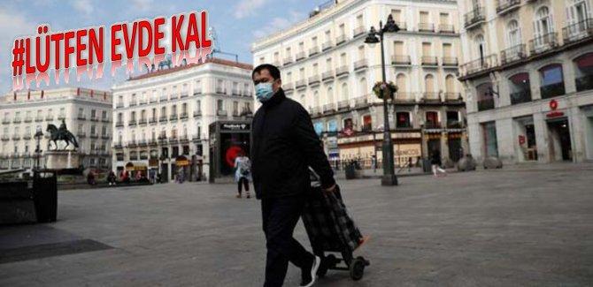 İspanya'da 738 kişi daha hayatını kaybetti