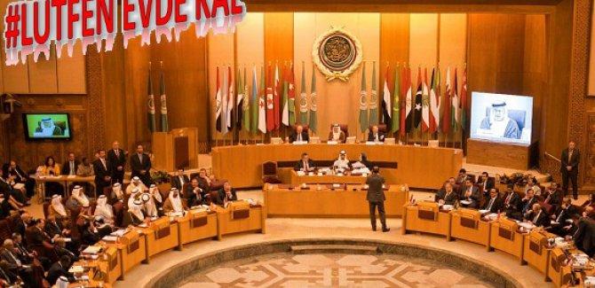 Arap Birliği'nden İsrail'e Esirleri bırakma çağrısı