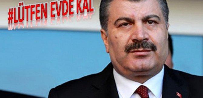 Sağlık Bakanı: Can Kaybımız 59 Vakalarımız 2433 oldu