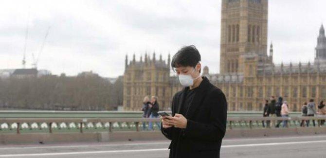 İngiltere'de koronavirüsten ölenlerin sayısı 465 oldu