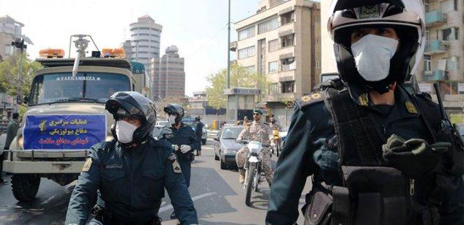 İran'da son 24 saatte 157 kişi daha Koronavirüsten  öldü