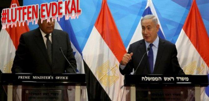 Mısır ile Terör Rejimi İsrail Arasında İşbirliği