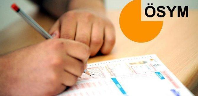 KPSS sınavları tarihi belli oldu