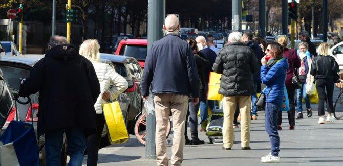İtalya'da koronavirüsten ölenlein sayısı 9 bin 134'e yükseldi