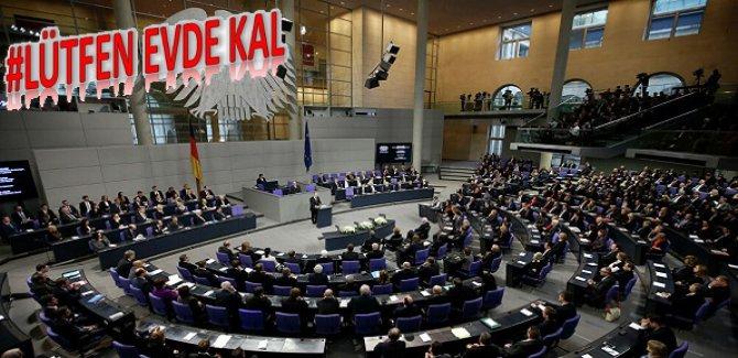 Alman Meclisi: Bu ortamında yaptırımlar kabul edilemez