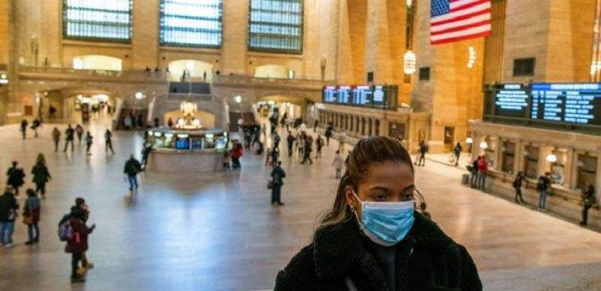 ABD: Son 24 saatte koronavirüsten 410 kişi hayatını kaybetti