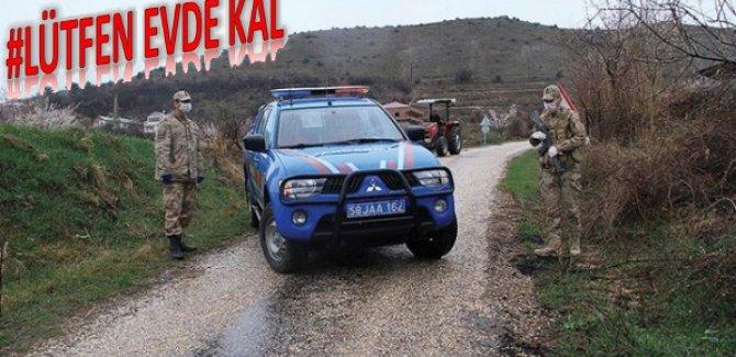 8 köy daha karantinaya alındı