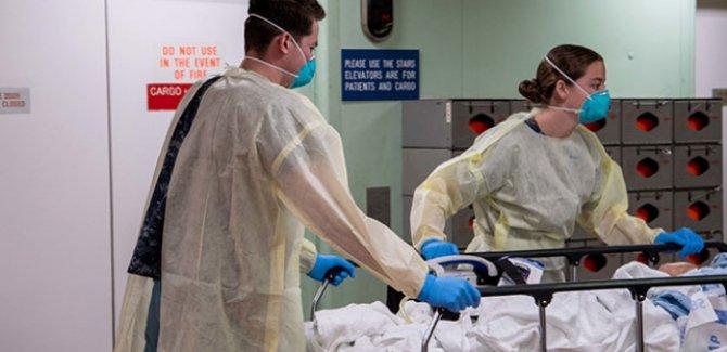 ABD'de koronavirüs nedeniyle ölenlerin sayısı 2 bin 513 oldu